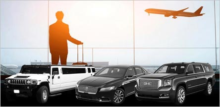 Airport Sedan SUV Transport Service Napa