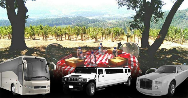Limo Napa Valley Wine Tours