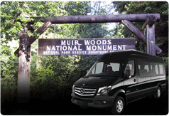 Limo Service Napa Muir Woods Tours
