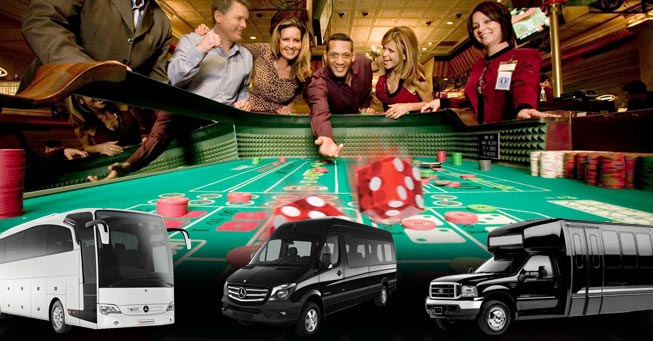 Napa Casino Transportation
