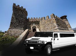 Napa Limo Service For Calistoga