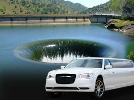 Napa Limo Service For Lake Berryessa