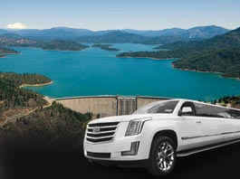 Napa Limo Service For Shasta Lake