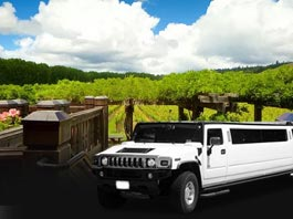 Napa Limo Service For Ukiah