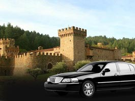 Napa Limo Service For Yountville
