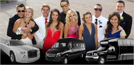 Prom Formal Limo Party Bus Napa