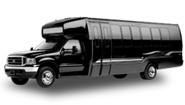 Rent 28 Passenger Party Bus In Napa
