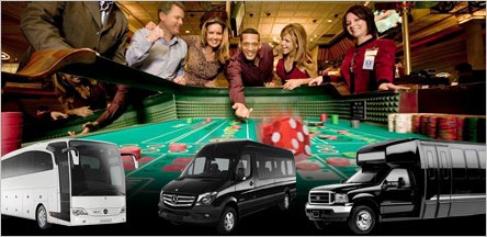 Rent Limo Casino Transportation Napa