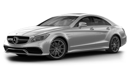 Rent Napa Mercedes CLS 63 Amg