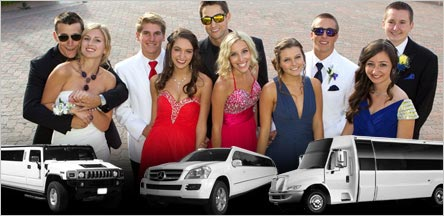 Rent Party Bus For Prom Formal Napa
