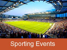 Sporting Events Napa